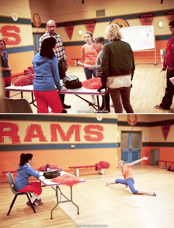 Mai 2013 | Stills de l'épisode 4 de la saison 4 de Bonne Chance Charlie  Go Teddy