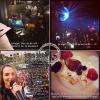 Brid' et les réseaux sociaux: Twitter, Instagram,Facebook en Octobre