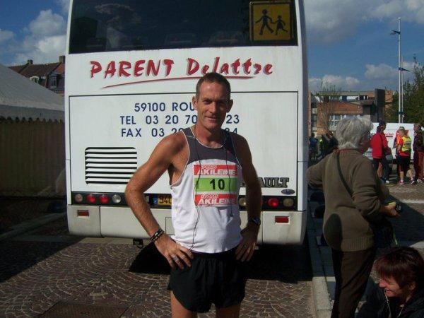 Zoltan CZUKOR (Hongrie) dossard n° 5 dans Paris-Colmar 2011
