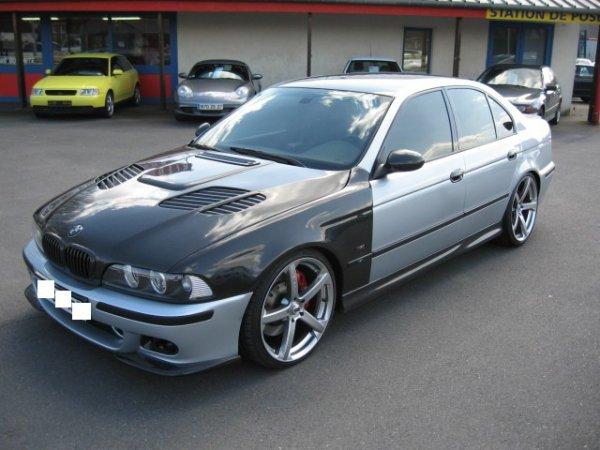 BMW 540 i  tuning