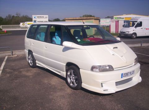 renault espace tuning