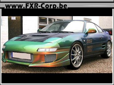Toyota MR2 Tuning