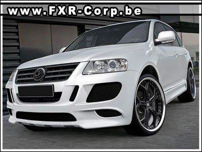 Volkswagen Touareg Tuning