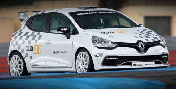 Renault Clio 2012 tuning