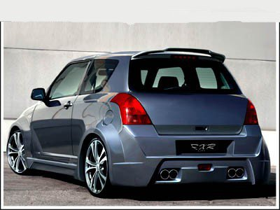 Suzuki Swift Tuning