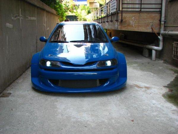 Renault Laguna tuning