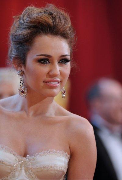 Miley Cyrus mon modèle , mon inspiration ♥
