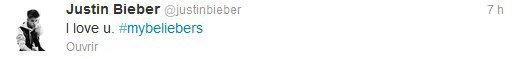 Justin & Beliebers ♥