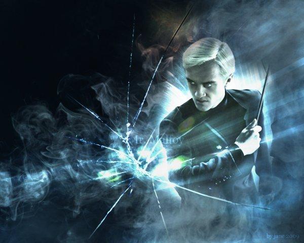 #_ Draco Malfoy