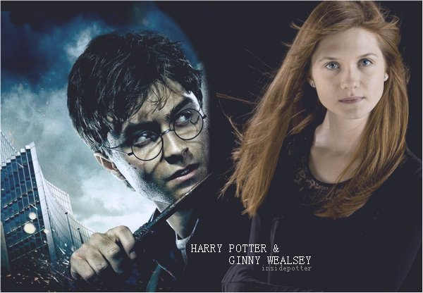 #_ Couple ; Harry Potter & Ginny Weasley