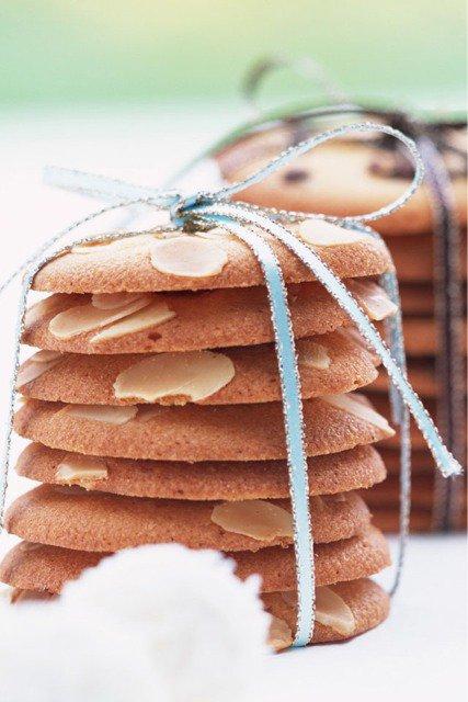 Cookies au amandes.*