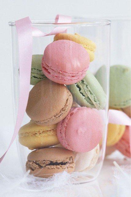 Macarons simplifiés.*