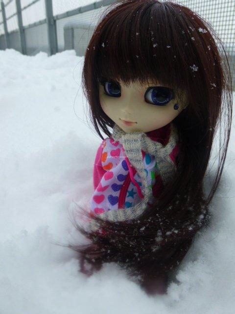 Il neige!!!!!!