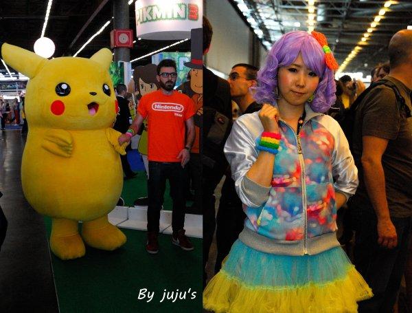 Japan Expo !!! *____* ( suite 3)