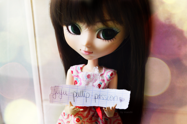 Pullip brand new purezza