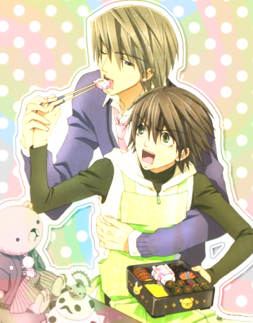 ✿。:.* Junjou Romantica *.:。✿