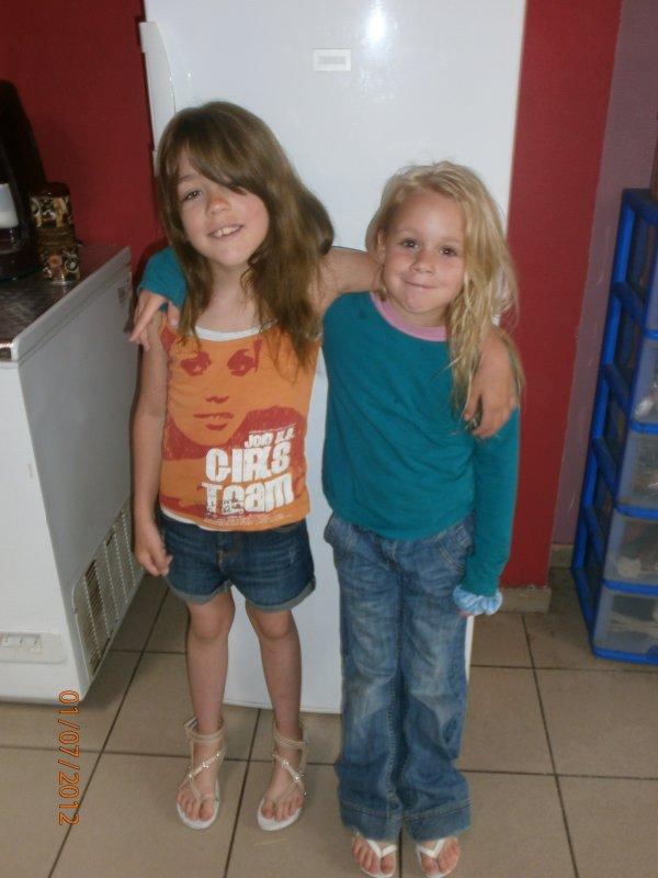 Océane & Anaïs