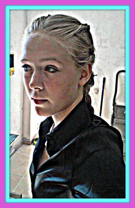Notre fille Katleen