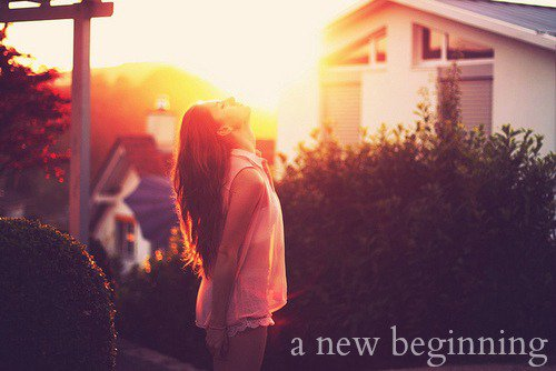 CHAPITRE I - a new beginning