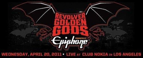 Golden Gods Awards 2011