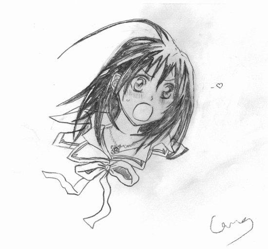 Dessin • Yuki Vampire | Knight