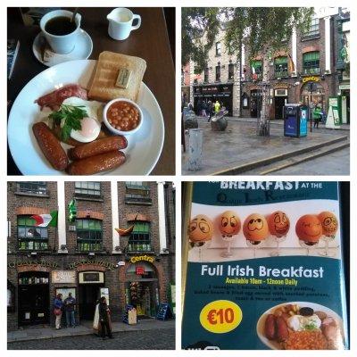 1er JOUR A DUBLIN