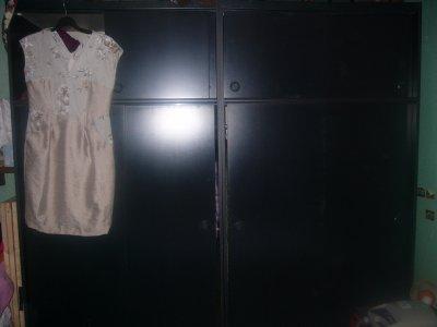 robe realiser pour le bapteme de thomas