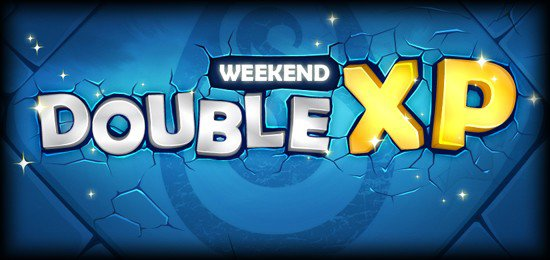 Dernier Article De 2011 - Week-end Double XP