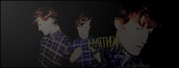 # Bienvenue sur Matthew-Smith, ta source d'actualité sur le merveilleux et talentueux Matt Smith !  Suis toute l'actualité du plus farfelu des docteurs de la BBC à travers des médias comme les candids, les photoshoots, et events.