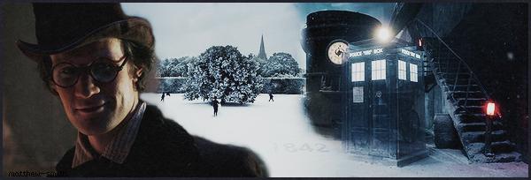 •••  RUMORS Matt Smith, le retour dans le Christmas Special de 2017, info ou bien rumeur ?         Bon je reste dubitative face à cette nouvelle. J'ai beau avoir espoir, aucunes infos de la part de Matt ... Cela serai tellement bien !
