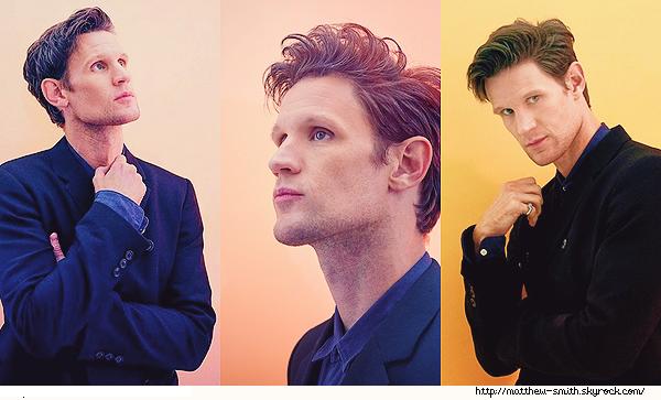 •••  The Observer Matt fait une fois de plus une couverture. Cette fois-ci c'est pour The Observer magazine          Méga gigantesque coup de coeur pour ces superbes photos : simples mais tellement jolies. Ma préférée c'est la dernière.