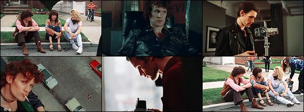 •••  MAPPLETHORPE Voici de tout nouveaux stills du prochain film de Matthew, Mapplethorpe          J'aime tout particulièrement le troisième et cinquième still. Le thème de ce film semble peu commun mais intéressant.