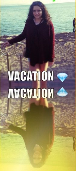 Les vacances me manquent 😭
