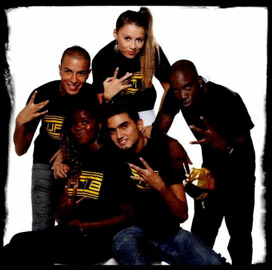 Biographie du groupe de dance Tn Crew