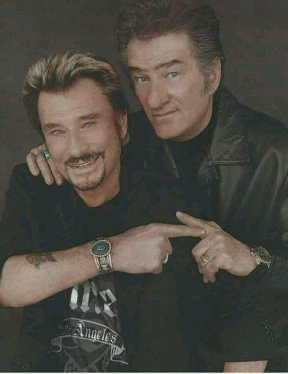 Johnny et son meilleur ami