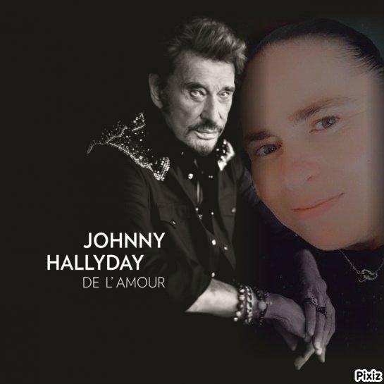 Moi et Johnny 💖