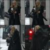 . Mardi 1 février : Mary-Kate s'arrêtant pour prendre un café. Les paparazzis non pas d'autres clichés plus intéressant à photographié ...    .