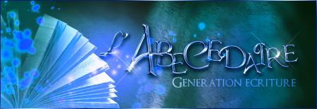 Abécédaire de génération Écriture - 2012