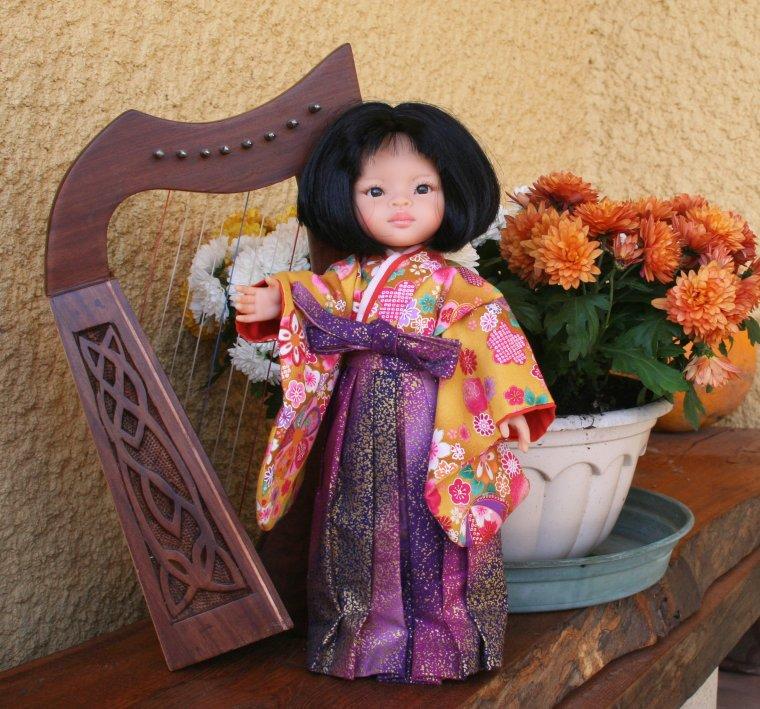 """Kimono et Hakama de """"Japonsakura"""""""