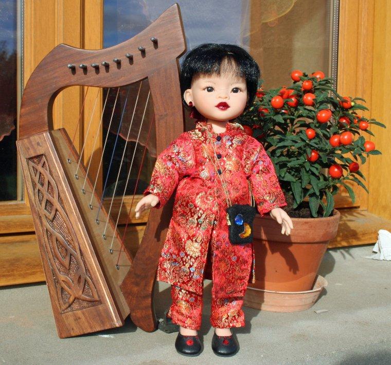 Qui est Mademoiselle Chang ?