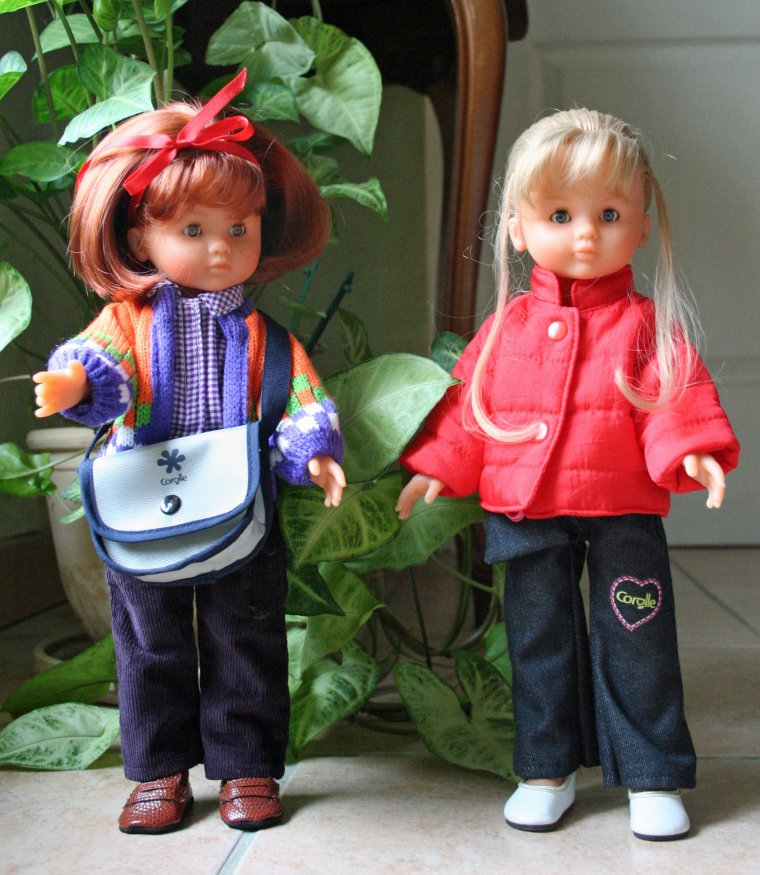 Camille et Clara sont de sortie