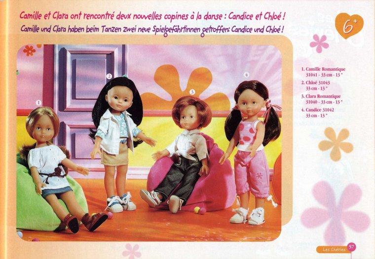 """En 2003 la famille """"Chéries"""" s'agrandit !"""