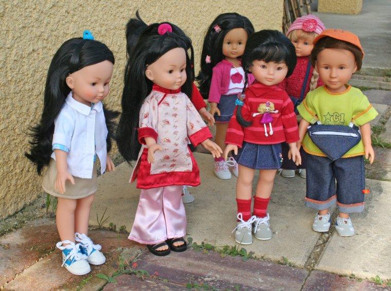 Ana et ses amis