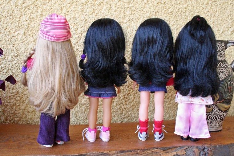 Belles chevelures