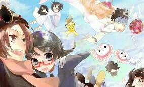 watashi no utsukushī sekai! Chaqun peut crée sob monde à sa façon, un monde qu'ils aimerons.