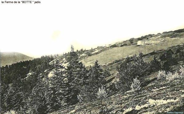 La JASSERIE et archives du COIN , (vieilles photos)RARES
