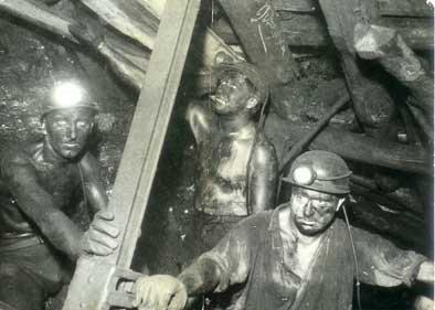 bientot 4 DECEMBRE 2013-pensé à mon PAPA:mineur de charbon
