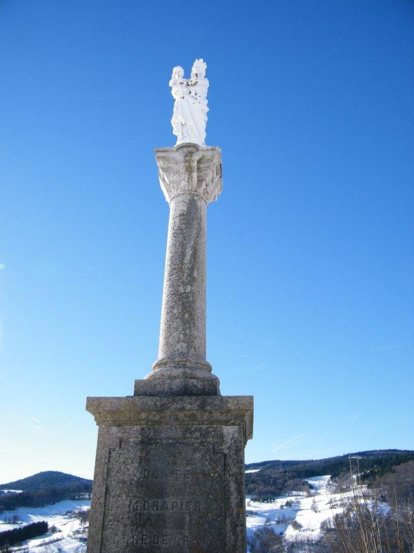 4 decembre 2013 jour de Sainte Barbara(ente tarantaise et Jonzieux)