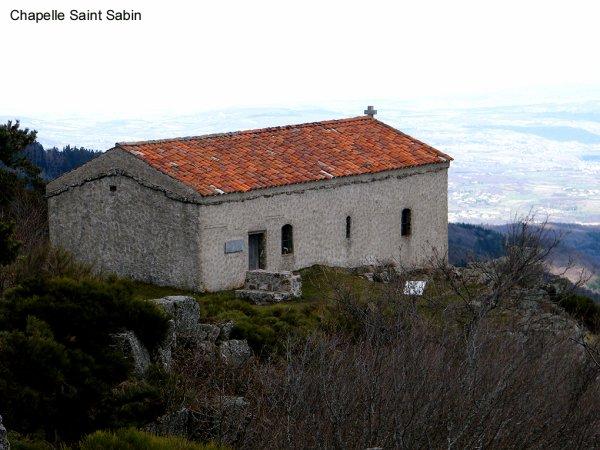 retour sur la Chapelle Saint Sabin