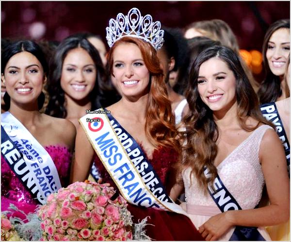 16/12/17 : Election de Miss France 2018